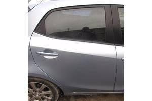 б/у Дверь задняя Mazda 2