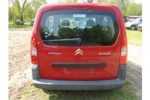 б/у Крышка багажника Citroen Berlingo груз.
