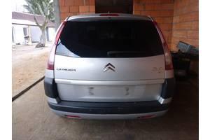 б/у Крышка багажника Citroen C4 Picasso