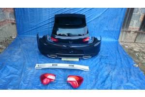 б/у Крышка багажника Citroen DS5