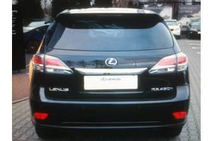 б/у Крышка багажника Lexus RX