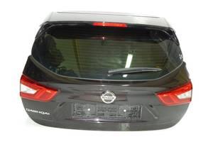 б/у Крышка багажника Nissan Qashqai