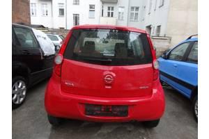 б/у Крышка багажника Opel Agila