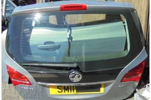 б/у Крышка багажника Opel Meriva