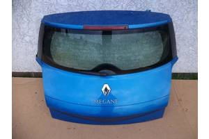 б/у Крышка багажника Renault Megane