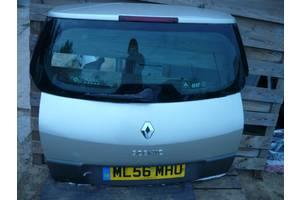 б/у Крышка багажника Renault Scenic