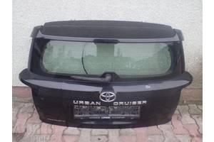 б/у Крышка багажника Toyota Urban Cruiser