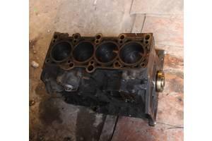 б/у Блок двигателя Skoda