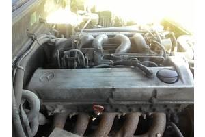 Двигатели Mercedes