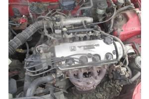 Двигатели Honda Civic