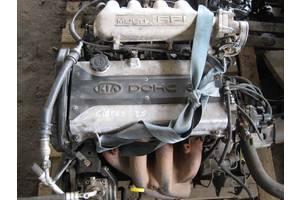 Двигатели Kia Clarus