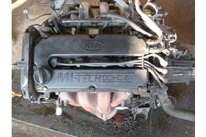 Двигатели Kia Shuma