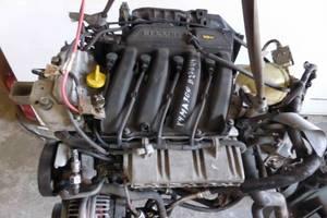 двигуни Renault Megane