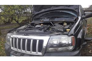 б/у Двигатель Jeep Grand Cherokee Laredo
