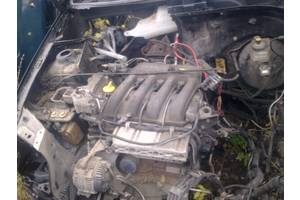Двигатели Renault Megane