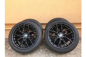 Новые диски с шинами BMW 3 Series