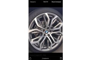 диски с шинами BMW X6
