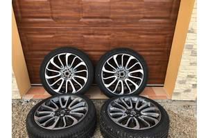 Новые диски с шинами Land Rover Range Rover