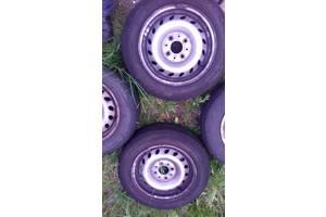 б/у Диск с шиной ВАЗ 2101