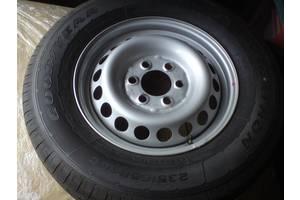 Новые диски с шинами Volkswagen