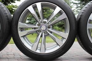 Новые диски с шинами Mercedes S-Class