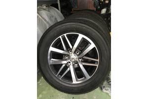 Новые диски с шинами Toyota Hilux