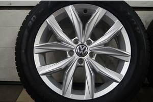 Новые диски с шинами Volkswagen Tiguan