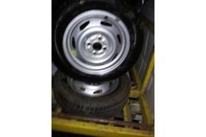 б/у диски с шинами Geely