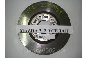 Тормозной диск Mazda 3