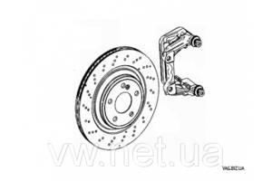 Тормозной диск Mercedes AMG