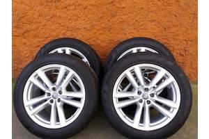 б/у диски с шинами Audi Q7