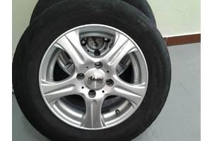 б/у диски с шинами Peugeot Partner груз.