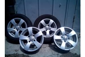 б/у диски с шинами Nissan Almera Classic