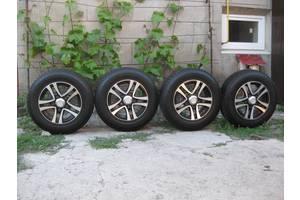 б/у диски с шинами Chevrolet Niva