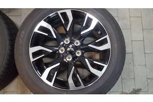 Новые диски с шинами Mitsubishi Outlander