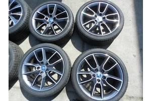 Новые диски с шинами Skoda Octavia RS