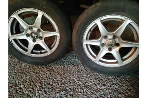 б/у диски с шинами Peugeot