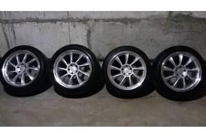 Новые диски с шинами Mercedes S 600