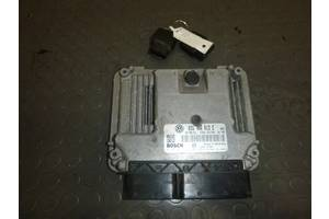 б/у Блок управления двигателем Skoda Roomster