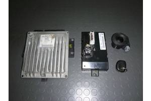 б/у Блок управления двигателем Renault Kangoo