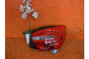 б/у Фонари задние Mercedes A-Class