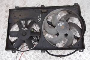 б/у Вентилятор осн радиатора Fiat Ducato