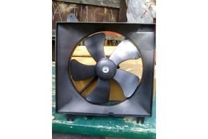 Новые Вентиляторы осн радиатора Chevrolet Lacetti