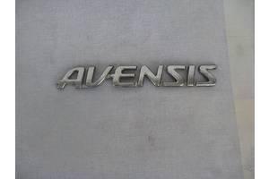 б/у Эмблемы Toyota Avensis