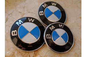 Новые Эмблемы BMW
