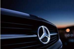 Новые Решётки радиатора Mercedes Coupe