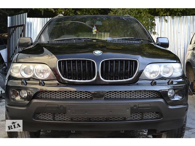 ксенон в противотуманки BMW x5 e53