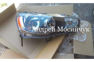 Новые Фары Mitsubishi Lancer X