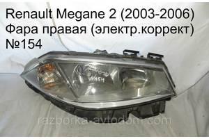 Фара Renault Megane
