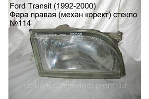 Фара Ford Transit